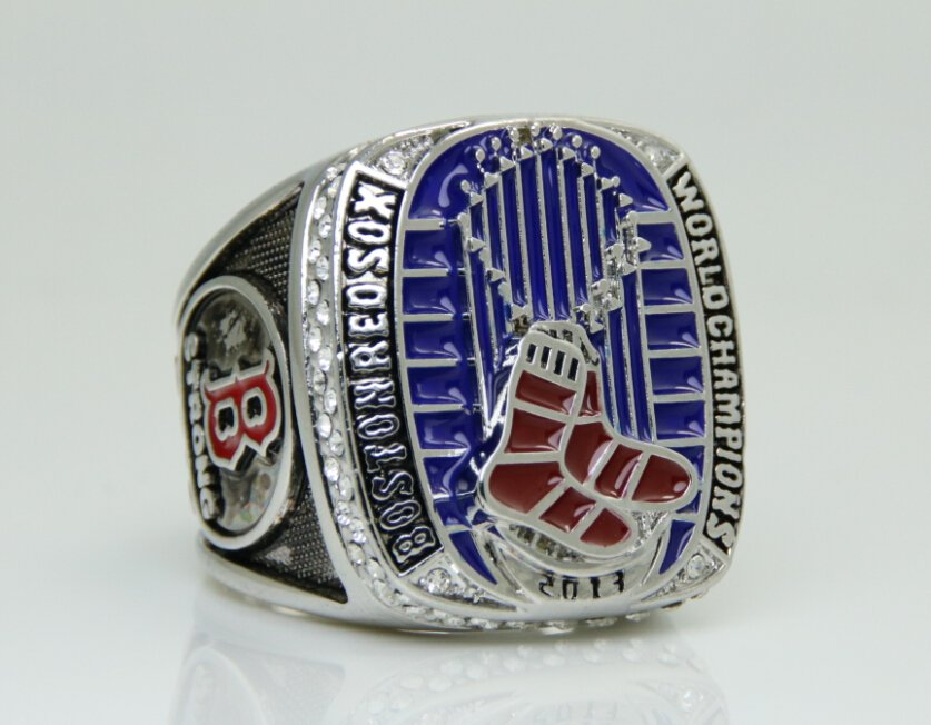 Red Sox Championship Ring For Sale
