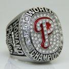 2008 Philadelphia Phillies world series Championship Ring 11 Size