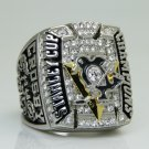 2009 Pittsburgh Penguins Stanley Cup Championship ring  11 Size