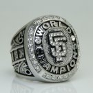2010 San Francisco Giants world series Championship Ring 11 Size