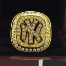 1999 New York Yankees world series Championship Ring Name Jeter 11 Size With wooden box
