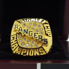 1994 New York Rangers Hockey Stanely Cup Championship ring 8-14 Size