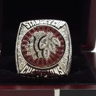 2013 Chicago BlackHawks Hockey Stanely Cup Championship ring 8-14 Size TOEWS