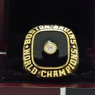 1970 Boston Bruins Hockey Stanely Cup Championship ring 8-14 Size