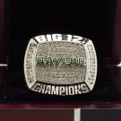 2015 Baylor Bears Big 12 College NCAA National championship ring 8-14S for sale