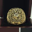 1978 Alabama Crimson SEC Football National Championship ring replica size 11 US solid back
