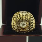 1973 Alabama Crimson SEC Football National Championship ring replica size 11 US solid back