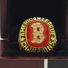 1986 Boston Red Sox AL world series Championship Ring 11 Size Name WAGNER