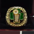 1986 Boston Celtics Basketball NBA Championship Ring Name BIRD 8-14S