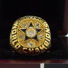 1971 Dallas Cowboys super bowl Championship Ring 8-14S