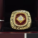 1990 Detroit Pistons Basketball NBA Championship Ring 8-14S