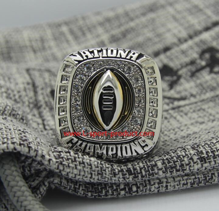 2015 2016 Alabama Crimson Tide CFP National Championship Ring 8-14S for Saban