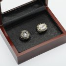 2 PCS 1970 1983 BALTIMORE ORIOLES World Series Championship Ring Size 10-13 With wooden case