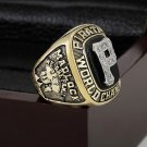 1979 PITTSBURGH PIRATES World Series Championship Ring Size 10-13 With a nice wooden case