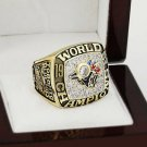 1993 TORONTO BLUE JAYS World Series Championship Ring Size 10-13 With a nice wooden case
