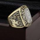 1995 New Jersey Devils Hockey Championship Ring Size 10-13 With a nice wooden case