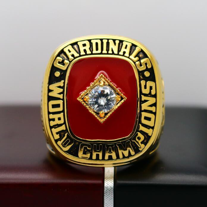 1982 St. Louis Cardinals MLB world series Championship Ring 12 Size US