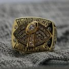 2002 Tampa Bay Bucaneers super bowl Championship Ring 8-14 Size copper solid