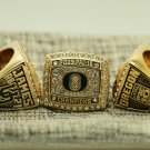 2009 Oregon Ducks PAC 10 National championship ring 8-14S