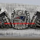 2017 New England Patriots super bowl championship ring 8S for Tom Brady
