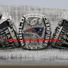 2017 New England Patriots super bowl championship ring 14S for Tom Brady