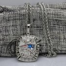 2016 2017 New England Patriots super bowl championship Necklace with a chain