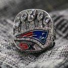 2016 2017 New England Patriots NFL championship ring 11S for Tom Brady