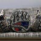 2016 2017 New England Patriots NFL championship ring 8S for Tom Brady