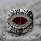 2013 FLORIDA STATE FSU SEMINOLES BCS NATIONAL CHAMPIONSHIP RING 8-14S