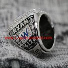 BRYANT NAME 2016 Chicago Cubs MLB world series championship ring 13 Size copper