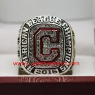 2016 2017 Cleveland Indians American League world series ring 13 Size copper for Miller