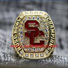 2017 USC Trojans University of Southern California Rose Bowl Championship Ring 8S