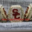 2017 USC Trojans University of Southern California Rose Bowl Championship Ring 12S