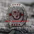 2016 Oklahama sooners Big 12 NCAA National Championship Ring 8-14S