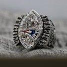 2004 New England Patriots super bowl championship ring 8-14S in stock Tom Brady