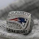 2011 New England Patriots NFC super bowl championship ring 8-14S in stock Tom Brady