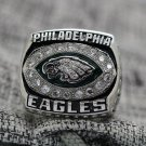 2004 PHILADELPHIA EAGLES NFC Football Championship Ring Size 8-14S copper version