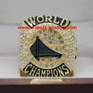 2017 Golden State Warriors basketball ring 8-14S KEVIN DURANT