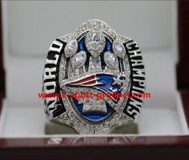 2016 2017 New England Patriots championship ring 11S for Brady