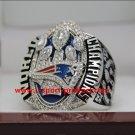 2016 2017 New England Patriots championship ring 15S for Brady