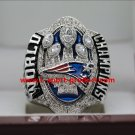 2016 2017 New England Patriots championship ring 7S for Brady