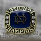 1993 Notre Dame Football NCAA National championship ring 8-14S for sale copper solid