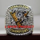 Offical one 2017 Pittsburgh Penguins stanley cup championship ring 8-14 size CROSBY
