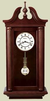 Bulova Manchester Wall Clock - C4456