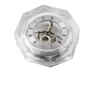 Bulova B9851 Centura Tabletop Clock