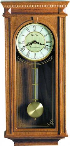 Bulova Manorcourt Wall Clock - C4419