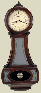 Bulova Breslaw Wall Clock - C4436