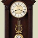 Bulova C4437 Ridgedale Traditional Wall Clock