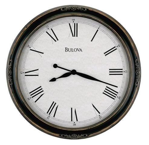 Bulova C4281 Longford Wall Clock