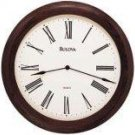 Bulova Kentshire Wall Clock C4448